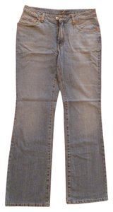 Kikit Boot Cut Jeans-Light Wash