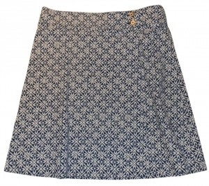 Lilly Pulitzer Skirt Blue and white