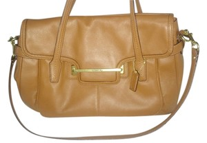 Coach Leather Laptop Bag