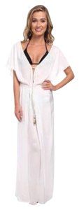 White Maxi Dress by ViX