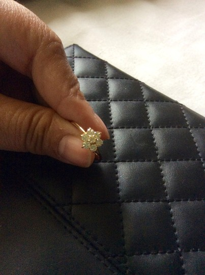 Other 18 K solid japan Gold in .50 diamond