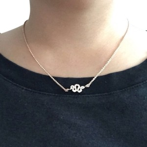 Stella & Dot Sidewinder necklace