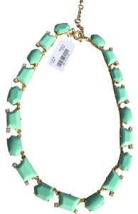 J.Crew Factory Stones and Crystals Necklace