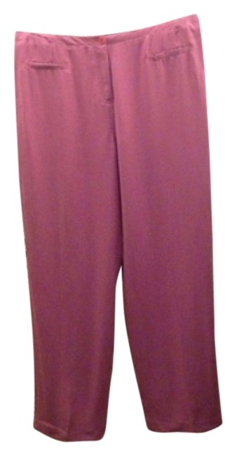 Item - Pink/Purple Pants Size 18 (XL, Plus 0x)