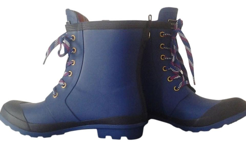 Tommy Hilfiger Boots/Booties Blue and Black Renegrade Boots/Booties Hilfiger 321f87