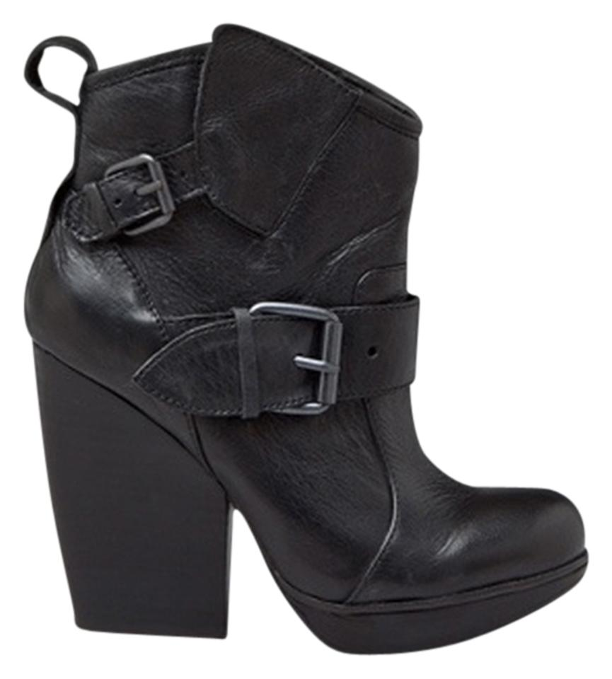 ba8f217330 Dolce Vita Black Dempsey Ankle Boots/Booties Size US 10 Regular (M ...