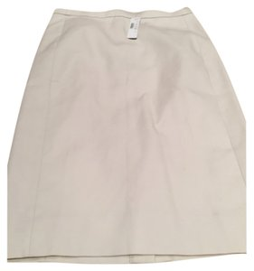 J.Crew Skirt Natural/tan