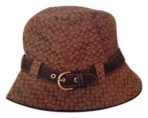 Coach Coach Factory Mini Signature Soho Hat Size M/L