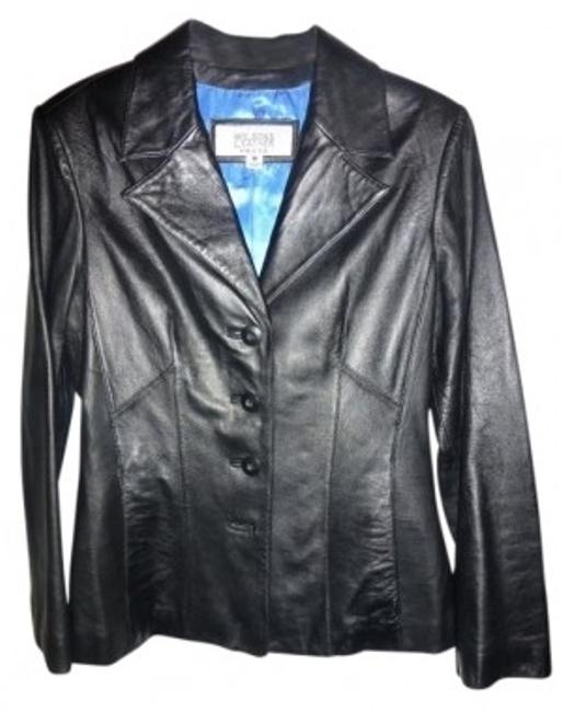 Preload https://item2.tradesy.com/images/wilsons-leather-black-leather-jacket-size-8-m-12551-0-0.jpg?width=400&height=650