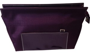 Estée Lauder purple Clutch
