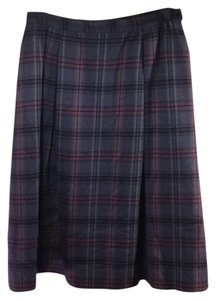 Pendleton Vintage Wool Skirt