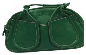 Hogan Satchel in Green