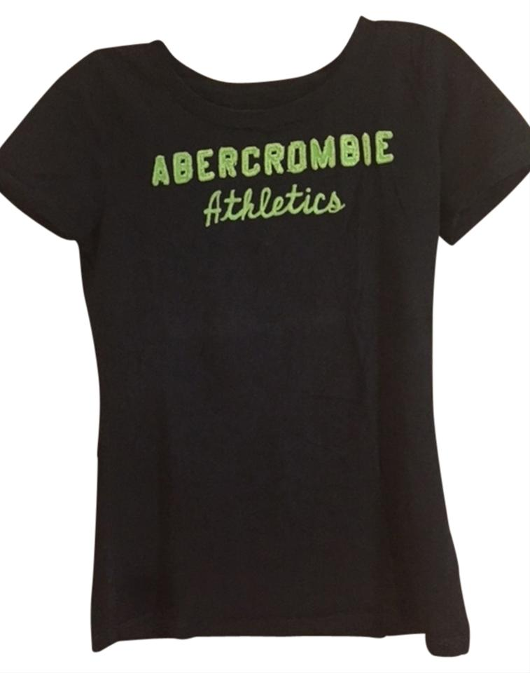 Abercrombie fitch t shirt navy 30 off retail for Abercrombie and fitch t shirts online shopping