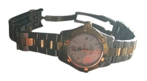 TAG Heuer Tag Heuer Aquaracer women's two tone watch