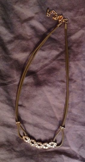 Other Brown/Gold Color Necklace