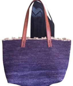 Mar Y Sol Blue Beach Bag