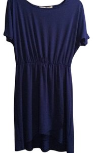 Collective Concepts short dress Blue on Tradesy