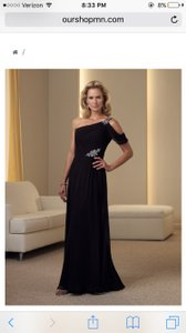 Montage By Mon Cheri Black 111924 Dress