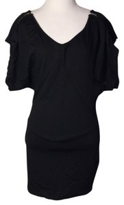 Wish short dress Black on Tradesy