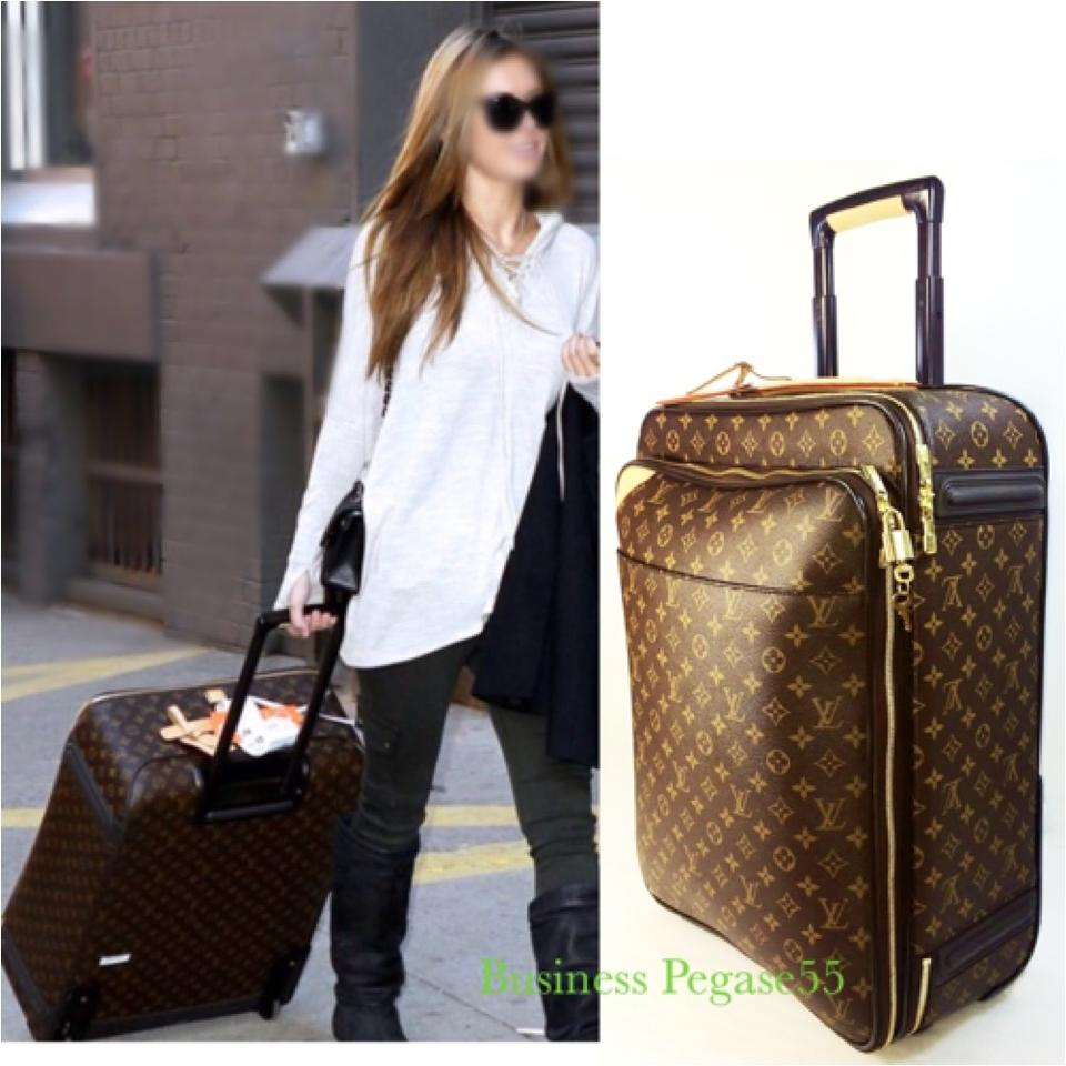 aa5cc84823 Louis Vuitton Pégase Pegase'55 Business Lightweight Unisex Suitcase  Carry-on Weekend/Travel Bag 40% off retail