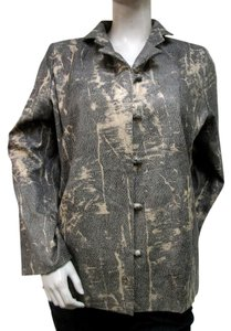 Mark Heister Print Multi Reptile Jacket