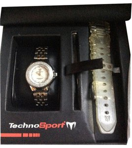 TechnoMarine Techno lady watch in 2 tone