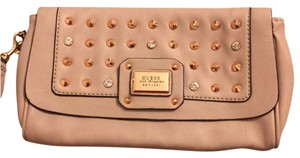 Guess By Marciano Nude Clutch