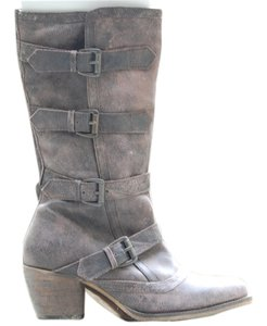 Dingo Leather Cowgirl Brown Boots
