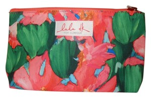 Clinique Brand New, Clinique, Floral Cosmetic Bag/Clutch