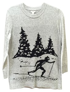 J.Crew Skier Winter Sweater