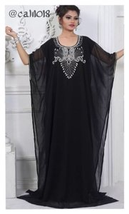 Caftan Kaftan Plus Curvy Maxi Dress