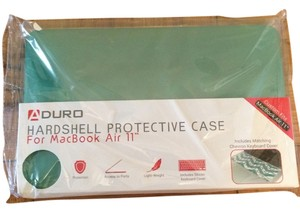 "Aduro 11"" SoftTouch Hard Case and Keyboard Covers"