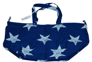 Old Navy Tote in Blue and White