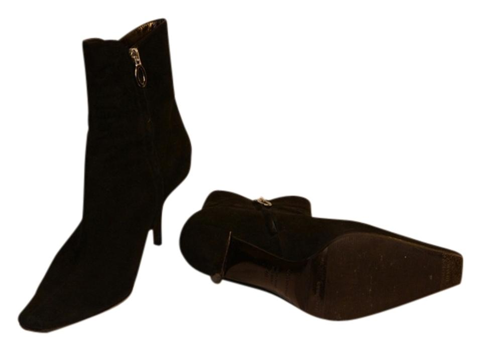 womens Rossi Sergio Rossi womens Black Boots/Booties Price reduction 25b023