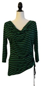 MICHAEL Michael Kors Top Green and Black