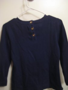 Banana Republic Nautical Gold Hardware Sweater