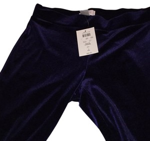 Cache Navy Blue Leggings