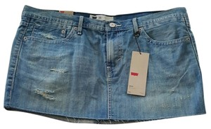 Levi's Mini Jean Mini Mini Mini Skirt Denim
