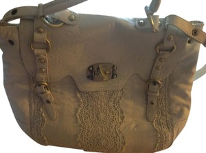 Omishon Satchel in Cream