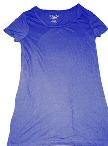 American Eagle Outfitters T Shirt Cobalt Blue