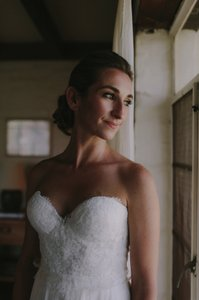 Sarah Seven Brighton Wedding Dress