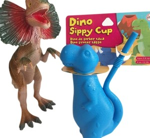 Other Toy and Sippy Cup; Dino Duo [ TommiesCloset ]
