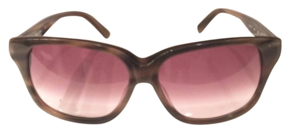 d664df64510d Chloé Gray Cat Eyes Tortoise Sunglasses - Tradesy
