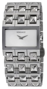 Versace VERSACE Cleopatra Silver Dial Stainless Steel Ladies Watch 85Q99D002-S099