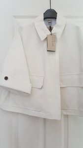 Burberry Natural White Jacket