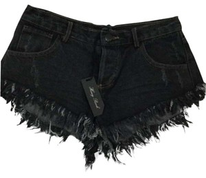 Pylo Shorts Short Shorts Capri/Cropped Denim-Distressed