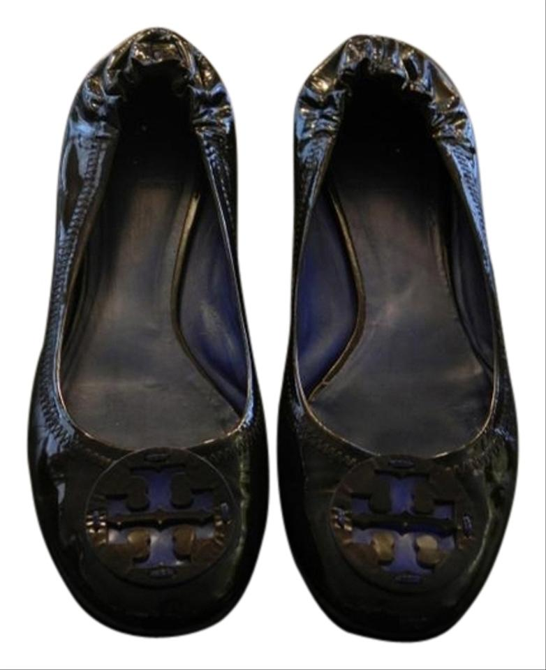 6d6eee862 Tory Burch Reva Ballet Ballerina Miller Thora Billy Eddie Dark Brown Flats  ...