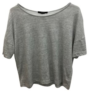Forever 21 Oversized T Shirt Grey