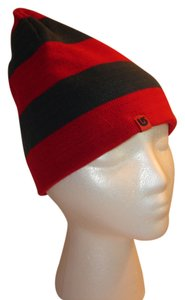 fd590346395 Burton Burton Silverman Beanie Red and Blue Striped