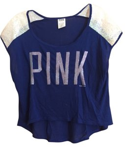 PINK Top Blue